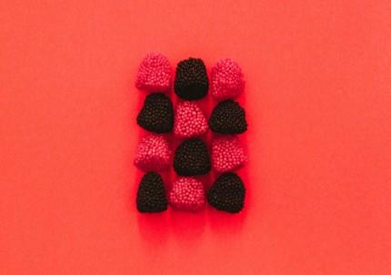 Sweet Blackberries