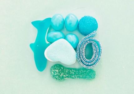 Sweet Blue Mix