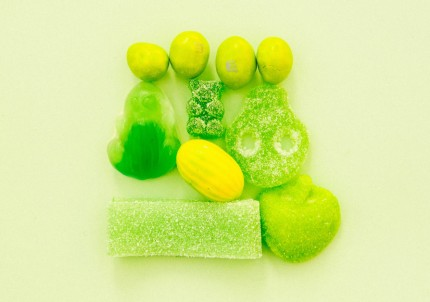 Sweet Green Mix