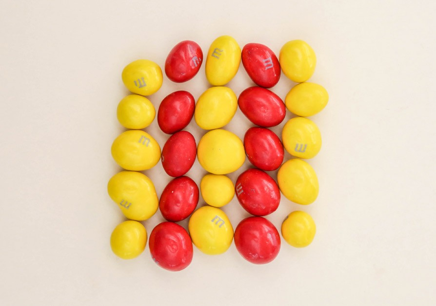 Sweet M&M´s Cataluña
