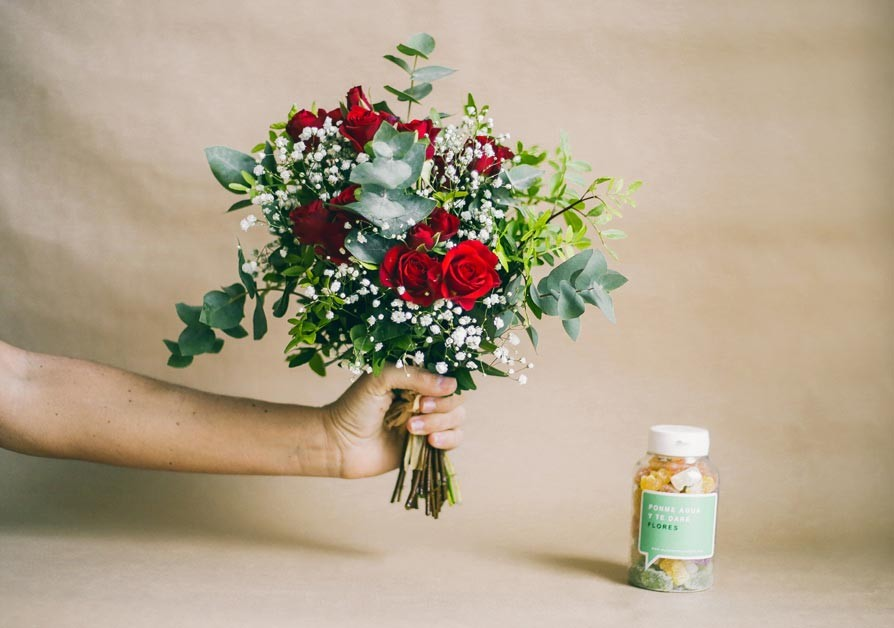 Sweet Choco Rosas