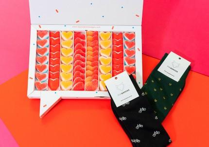 Sweet Love Fox&Socks