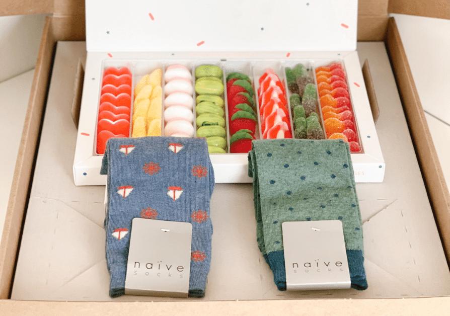 Sweet Naïve Socks