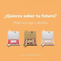 ¿Ya sabes qué pasará? 🤭   Elige tu caja y prepárate para lo que viene 😱😱😱   #SweetMessages #Golosinas #MomentoSweet