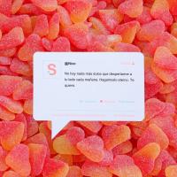 Y tú, ¿a quién le mandarías este mensaje? 💖🤭✨ Etiquétale en comentarios, y es que nos encanta crear cajitas de corazones para que podáis enviarlas con mensajes así.