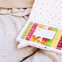 ¿Cuál es vuestro producto favorito de esta caja? Nosotrxs no sabemos cual elegir😱🤭#caja #regalos #sweetmessages #chuches #gifts #mensajes