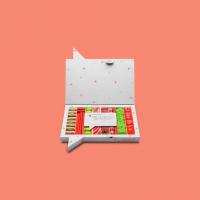 ¡Hoy es viernes y el cuerpo lo sabe!🥳🍹 Aprovecha y regálale a esa persona especial nuestra caja Red n' Green😍¿Qué cajas os gustaría que tuviéramos?#RegaloPerfecto #Viernes #Gifts #Dulces #SweetMessages #Personalizable #Chuches